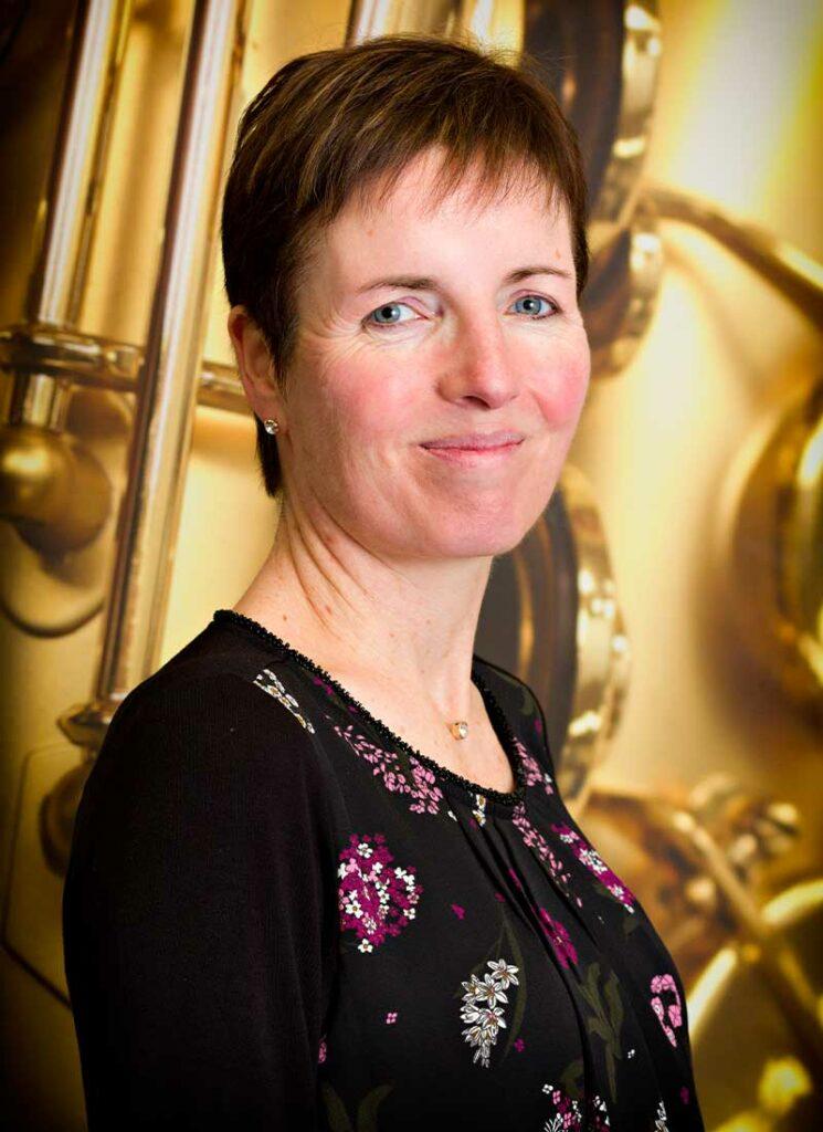 Suzanne Welters, ethousiaste muzieklerares, componist, arrangeur, dirigent en meer!