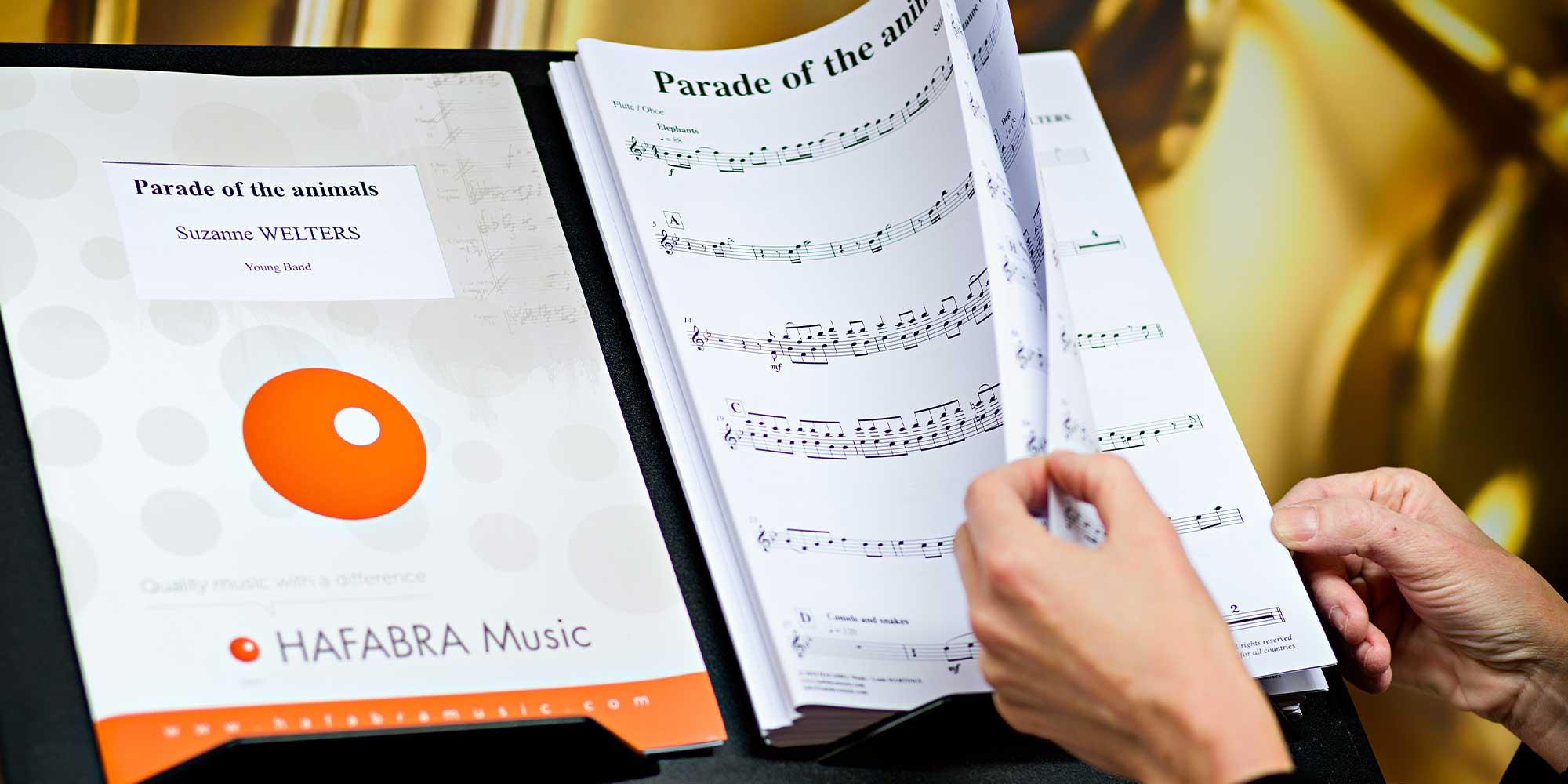 Arrangementen of composities van Suzanne Welters Music bekijken?