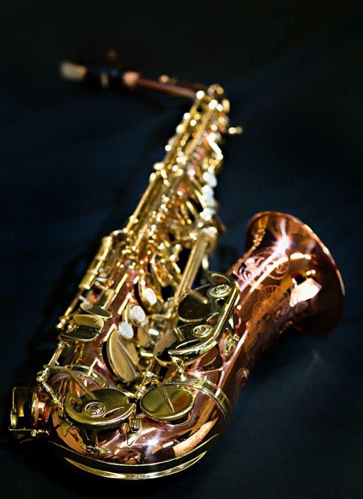 Saxofoonles volgen bij Suzanne Welters Music